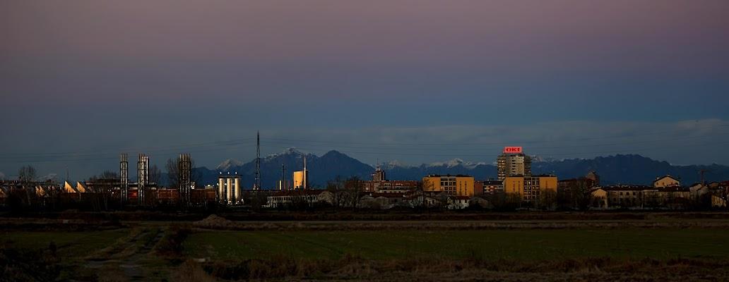 E cala la sera su Milano... di LaMony