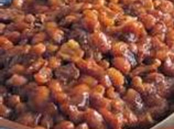 Sweet Cola Baked Beans Recipe