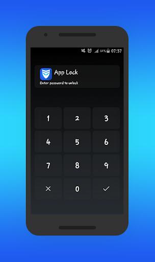 Smart App Lock Protection