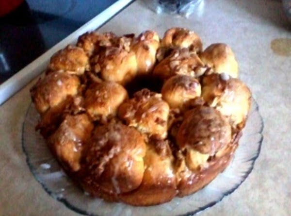 Apple Pull-apart Bread Recipe