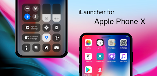 X Launcher : With IOS Style Theme & Control Center for PC