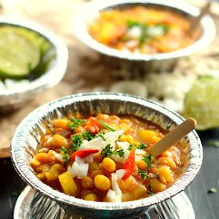 GHUGNI CHAAT | INDIAN STREET FOOD