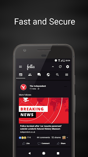 Fella for Facebook Premium v2.4.3 [Patched]