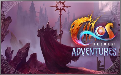 Chaos Reborn: Adventures Screenshot