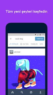 Tumblr Ekran Görüntüsü