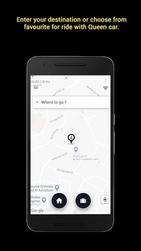 Queen Car - Car Booking App 5.2.3 Screenshots 2