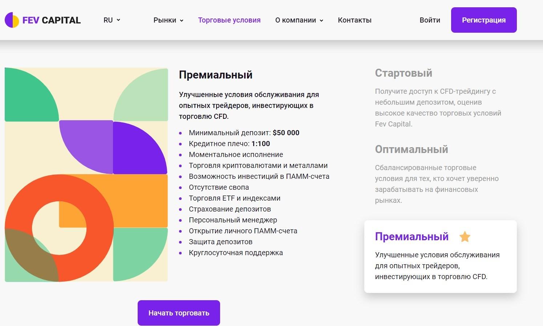 Fev Capital: отзывы в Сети и детальный разбор информации
