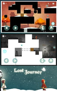 Lost Journey - В поисках памяти (Dreamsky) Screenshot