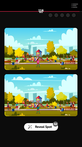 Infinite Differences - Find the Difference Game! screenshots 1