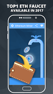 App Ethereum Mining – Free ETH Faucet APK for Windows Phone