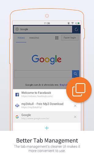 UC Browser Mini -Tiny Fast Private & Secure  screenshots 8