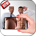 Xray Clothes Scanner Prank icon