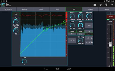 Mixing Station XM32 Pro 8