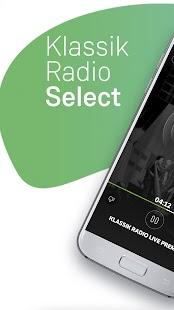 Klassik Radio Select - náhled