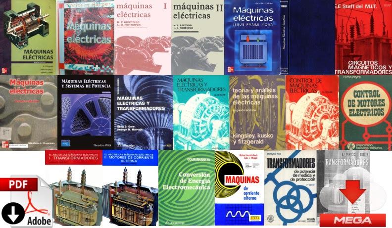 Libros Maquinas Electricas PDF