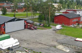 Photo: Jämtlands Flyg Hangar
