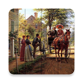 19th Century Paintings Puzzle