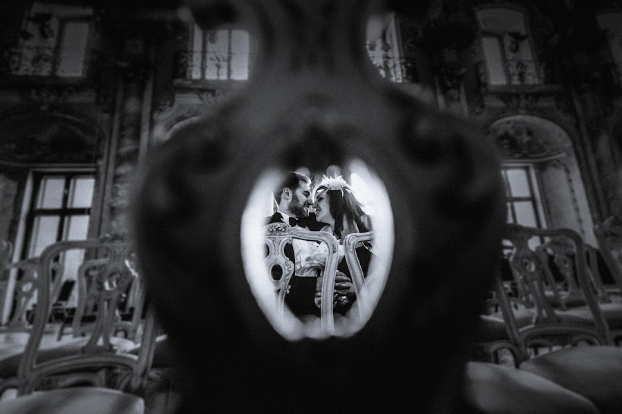 Hochzeitsfotograf Dmitrij Tiessen (tiessen). Foto vom 13.12.2016