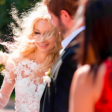 Wedding photographer Ekaterina Kramarenko (Kramarenko). Photo of 23.10.2016