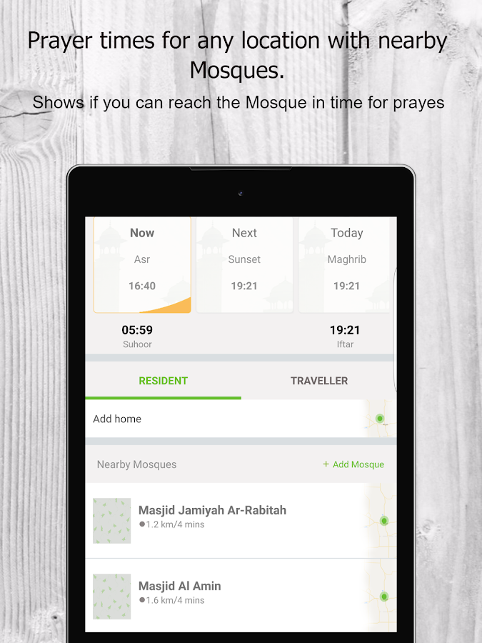 Halal Trip: Food, Prayer Times- screenshot