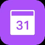 Works Mobile Calendar