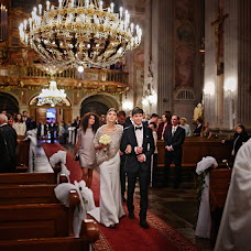 Wedding photographer Piotr Zawada (piotrzawada). Photo of 03.11.2014