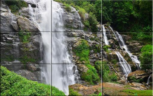 Puzzle - Amazing waterfalls apktram screenshots 7