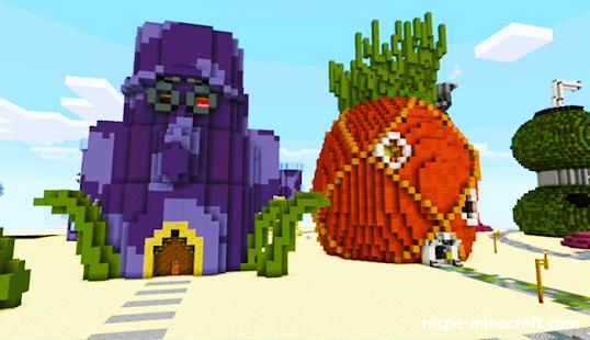 Bikini Bob Maps Minecraft PE - Android Apps on Google Play