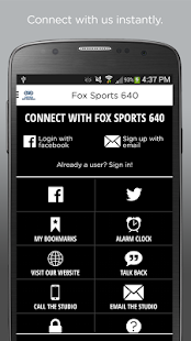 Fox Sports 640- screenshot thumbnail