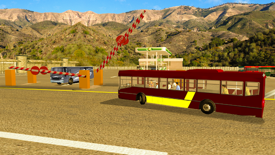 Coach Bus Simulator Driving 2 - náhled