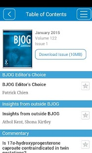 BJOG- screenshot thumbnail