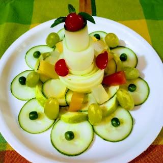 Fruits Salad.