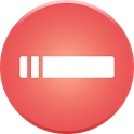 SmokeFree - quit smoking slowly icon