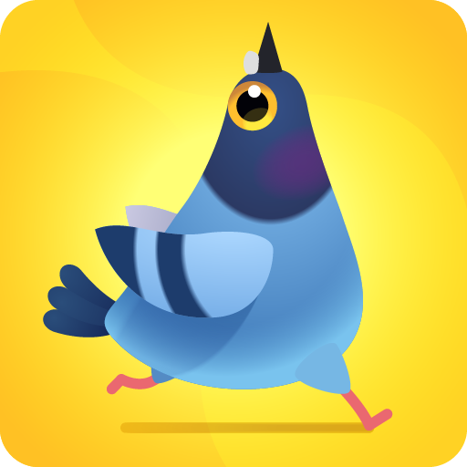 Pigeon Pop Icon