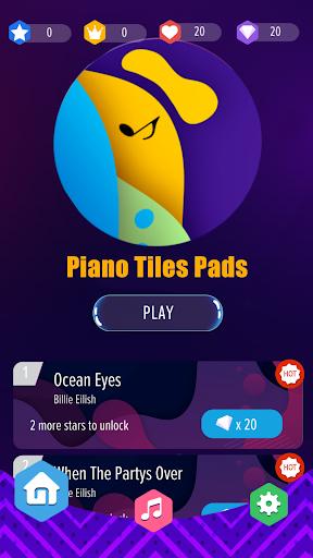 Billie Beats : Piano Tiles Pads 0.5 screenshots 2