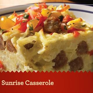 Sunrise Casserole *