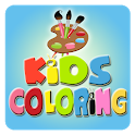 Kids Coloring Book 2020 icon