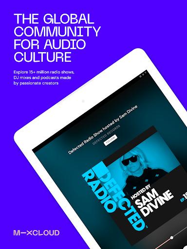 Mixcloud - Radio & DJ mixes 26.2.2 screenshots 11