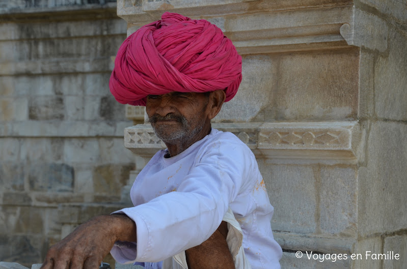 Ranakpur, turban rose