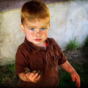 Dirt by Kristi Parker - Babies & Children Children Candids