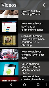 Catch Your Cheating Spouse!- screenshot thumbnail