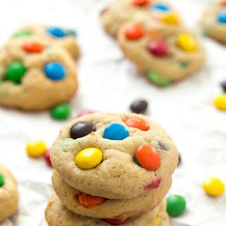 M&M'S Cookies Recipe