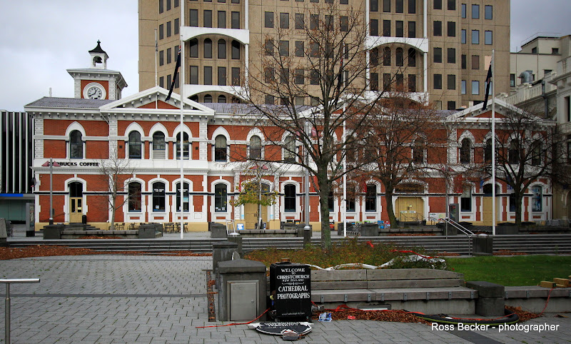 Photo: Old Post Office, Cathedral Square