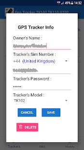 GPS Tracker TK102 TK110 GT02 - náhled