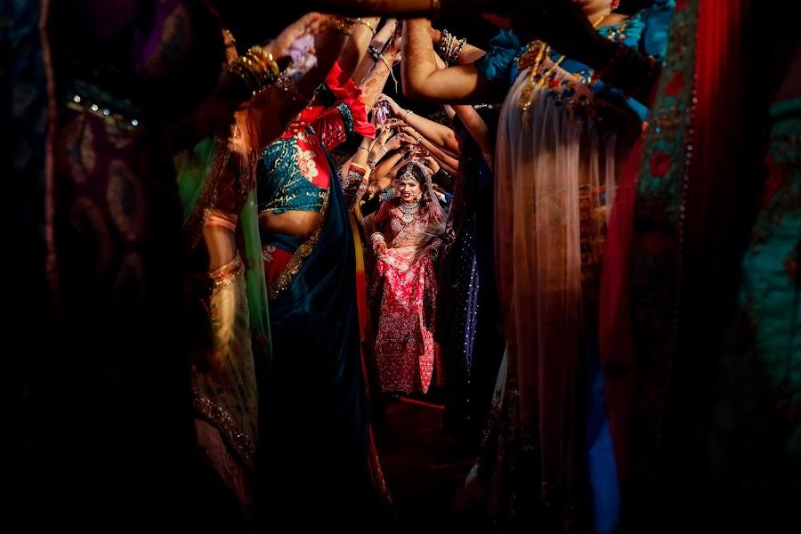 Свадебный фотограф Manish Patel (THETAJSTUDIO). Фотография от 01.10.2019