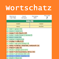 Vocab Game German Deutsch