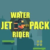 Water Jet Pack Rider