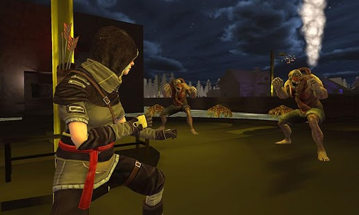 Superhero Ninja City Battle - Incredible Monster - náhled
