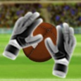 American football challenge icon