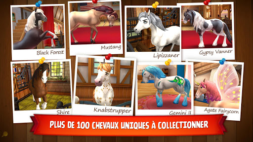 Horse Haven World Adventures captures d'u00e9cran 2